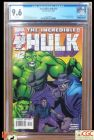 INCREDIBLE HULK  #12 & #13 (1999 Series) 1st DEVIL HULK - **CGC 9.6**